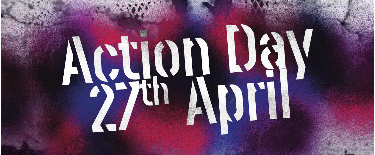 Plakat-Aktionstag